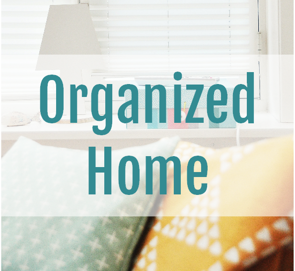 Declutter and Organize Your Home Workshop