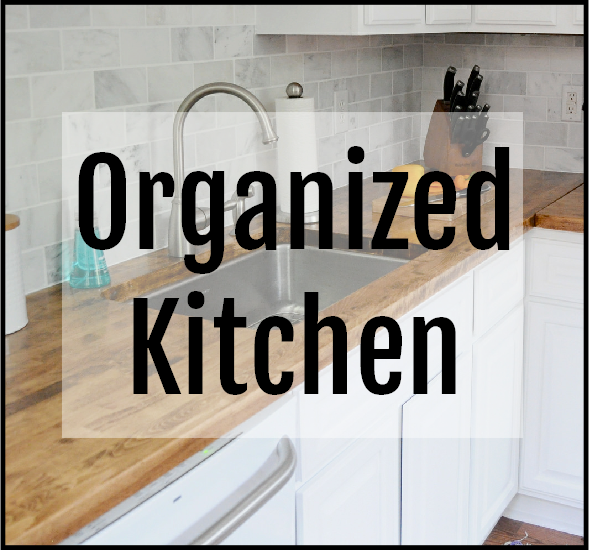 Declutter and Organize Your Kitchen Workshop