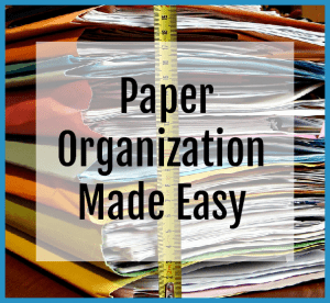 Paper Organization Made Easy Online Workshop