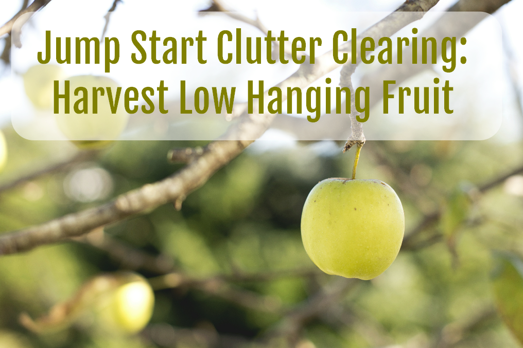 How To Jump Start The Clutter Clearing Process