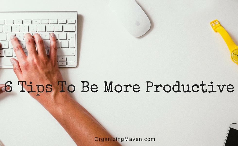 How To Feel Productive When Your To-Do List Never Ends