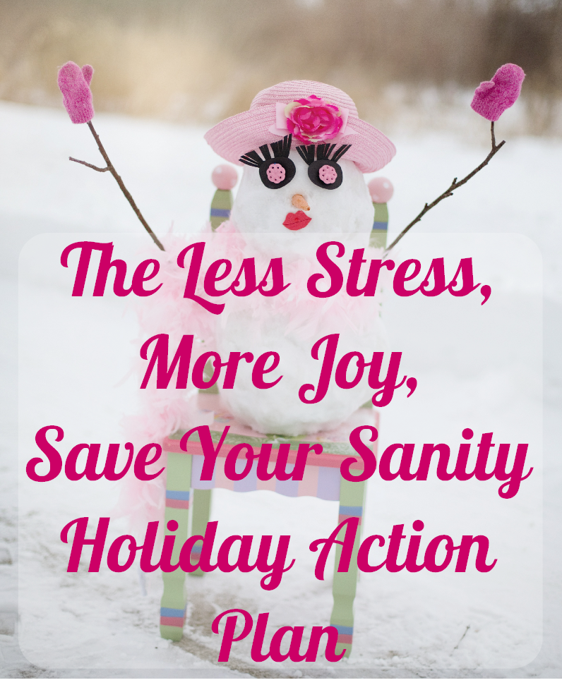 Learn How To Have Stress Free Holiday Season