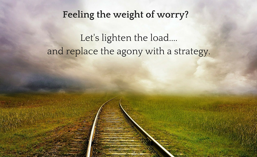 How To Overcome Worry and Feel Better Fast