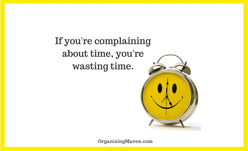 Quick Tip - How To Stop Wasting Time