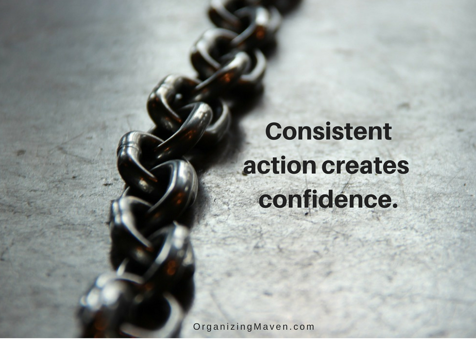 Why Being Consistent Is So Important
