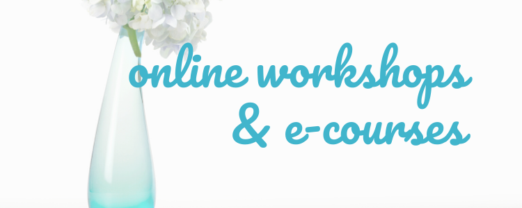 Online Organizing and Decluttering E-courses